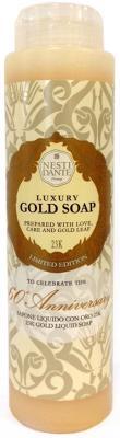Гель для душа Nesti Dante 60th Anniversary Gold Soap / Юбилейное золотое ирис 300 мл 5049106