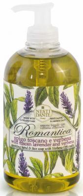 Мыло жидкое Nesti Dante Wild Tuscan Lavender & Verbena / Дикая тосканская лаванда и вербена 500 мл 5044112