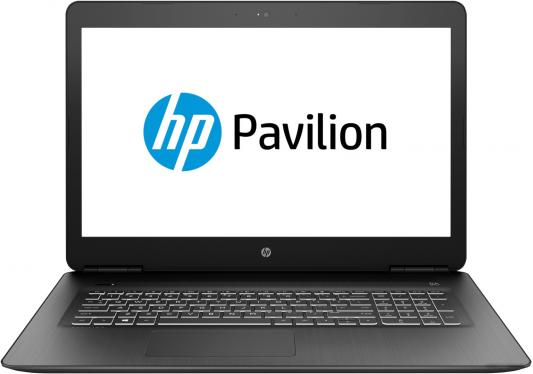 Ноутбук HP Pavilion 17-ab411ur 17.3 1920x1080 Intel Core i7-8750H 1 Tb 256 Gb 16Gb Bluetooth 5.0 nVidia GeForce GTX 1050Ti 4096 Мб черный DOS 4GR33EA