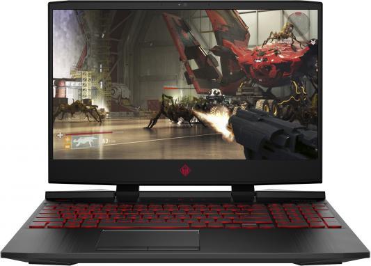 Ноутбук HP Omen 15-dc0000ur (4HD12EA) ноутбук hp omen 15 ce024ur 2gr26ea