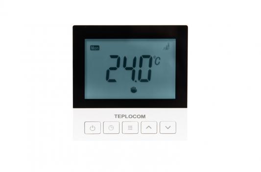 Термостат комнатный Teplocom TSF-Prog-220/16A стоимость