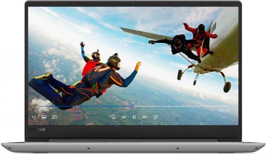 Ноутбук Lenovo IdeaPad 330S-15IKB Core i3 8130U/8Gb/SSD128Gb/UMA/15.6/IPS/FHD (1920x1080)/Free DOS/grey/WiFi/BT/Cam