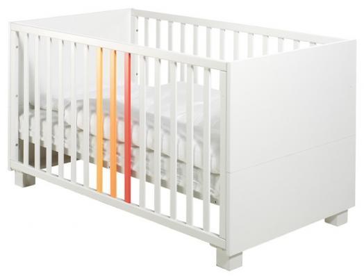 Детская кроватка Geuther ColorLine б/у geuther family и filoг звезды