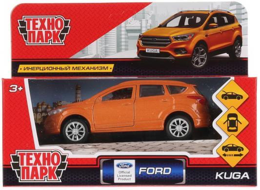 "Инерционная машинка Технопарк "",Ford Kuga"", золотистый"