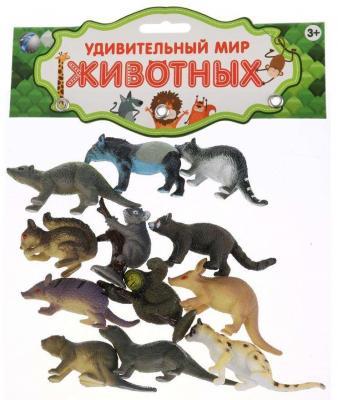 Купить Набор фигурок TongDe Удивительный мир животных, Детские фигурки