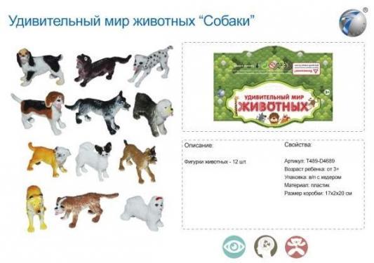 Набор фигурок TongDe Собаки чистящее средство для ковров bissell 1146j 1 5л