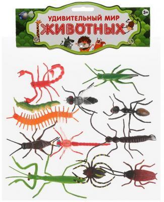 Набор из 12-и насекомых KC01-1 в пак. (русс. уп.) в кор.2*120наб набор из 12 и ящериц px01 2 в пак русс уп в кор 2 120наб