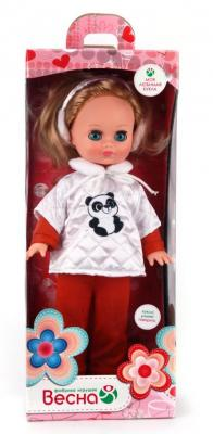 Кукла ВЕСНА Герда 38 см со звуком кукла весна герда 11 озвученная 38 см со звуком в2919 о