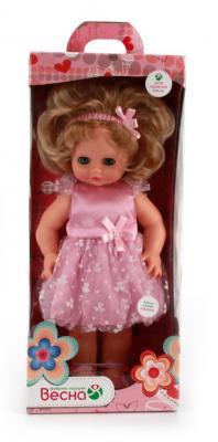 Кукла ВЕСНА Инна 6 43 см со звуком куклы и одежда для кукол весна кукла инна 13 озвученная 43 см