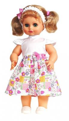 Кукла ВЕСНА Инна 27 43 см со звуком куклы и одежда для кукол весна кукла инна 13 озвученная 43 см