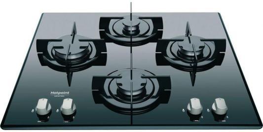 Газовая варочная поверхность Hotpoint-Ariston DD 642 /HA(MR) зеркальный цена в Москве и Питере