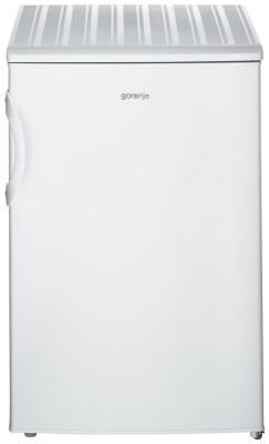 Холодильник Gorenje R4091ANW белый (однокамерный) однокамерный холодильник smeg fab 28 rve1