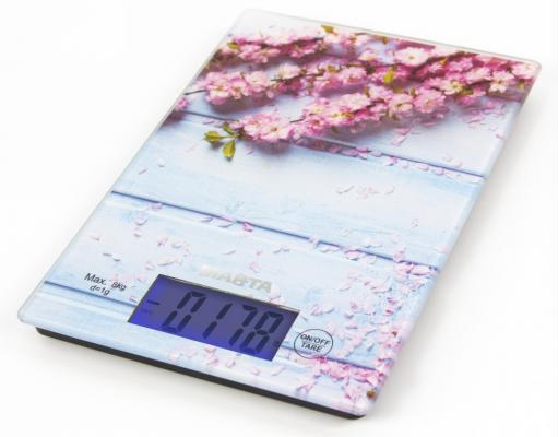 MARTA MT-1633 Весы весенние цветы marta mt 1633