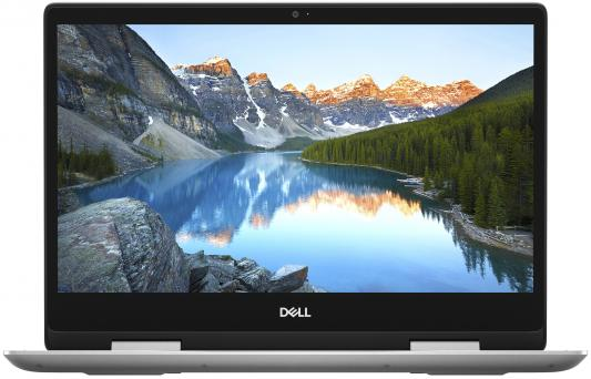 Ноутбук Dell Inspiron 5482 (5482-5447) i3-8145U (2.1) / 4GB / 256B SSD / 14.0 FHD IPS Touch / Int: Intel UHD 620 / noODD / Win10 (Grey) ноутбук prestigio smartbook 141 c2 intel n3350 4gb 32gb ssd 14 1 win10 slate grey