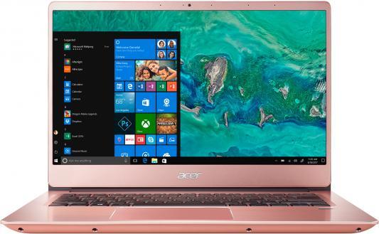Ноутбук SF314-56G CI5-8265U 14 8/256GB LIN NX.H4ZER.001 ACER
