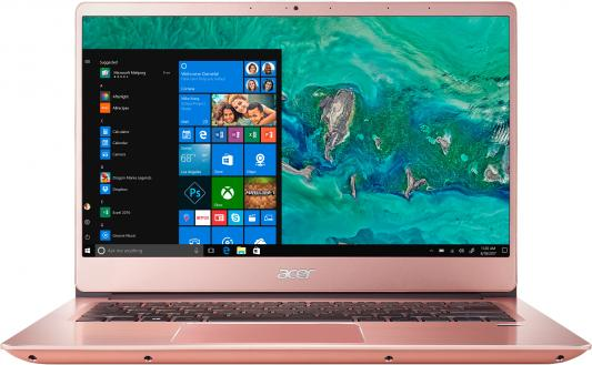 Ноутбук SF314-56 CI3-8145U 14 8/128GB LIN NX.H4GER.001 ACER