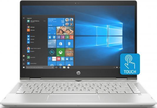 Трансформер HP Pavilion x360 14-cd1000ur Core i5 8265U/8Gb/1Tb/SSD128Gb/Intel UHD Graphics 620/14/IPS/Touch/FHD (1920x1080)/Windows 10/silver/WiFi/BT/Cam