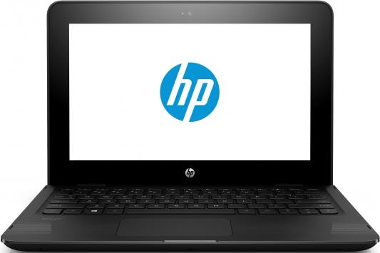 "Трансформер HP x360 11-ab197ur Celeron N4000/4Gb/500Gb/Intel UHD Graphics 605/11.6""/IPS/Touch/HD (1366x768)/Windows 10 64/black/WiFi/BT/Cam hp hp 250 g4 i5 5200u 4gb 500gb dvd rw intel hd graphics 5500 15 6 sva hd 1366x768 windows 10 home black wifi bt"