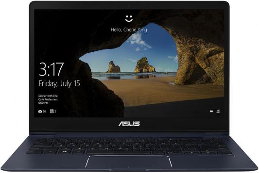 Ноутбук Asus Zenbook UX331UN-C4035T Core i5 8250U/8Gb/SSD256Gb/nVidia GeForce Mx150 2Gb/13.3/IPS/FHD (1920x1080)/Windows 10/blue/WiFi/BT/Cam ноутбук asus zenbook 13 ux331un blue ux331un eg009t