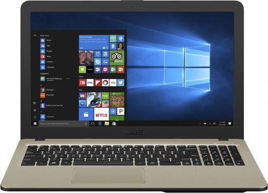 "цена на Ноутбук ASUS VivoBook A540BA-GQ185 15.6"" 1366x768 AMD A6-9225 500 Gb 4Gb Radeon R4 черный Endless OS 90NB0IY1-M02270"
