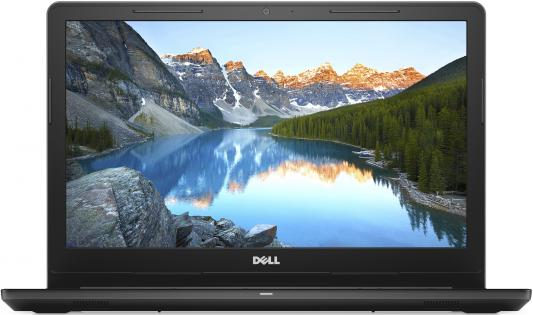 "Ноутбук Dell Inspiron 3573 Celeron N4000/4Gb/500Gb/DVD-RW/Intel UHD Graphics 600/15.6""/HD (1366x768)/Windows 10/black/WiFi/BT/Cam купить в Москве 2019"