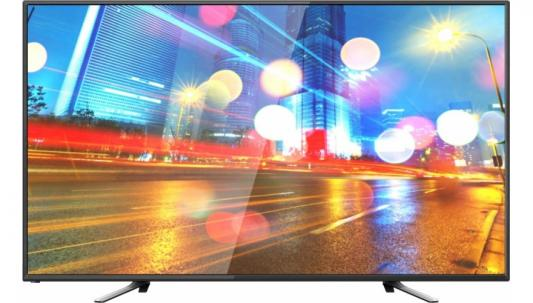 Телевизор LED Hartens 55 HTV-55F01-T2C/A7 черный/FULL HD/60Hz/DVB-T/DVB-T2/DVB-C/USB/WiFi/Smart TV (RUS) телевизор led hartens 40 htv 40f011b t2 черный full hd 50hz dvb t dvb t2 dvb c usb rus
