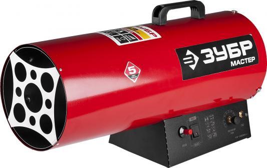 Тепловая пушка газовая Зубр ТПГ-33000_М2 красный тепловая газовая пушка master blp 53m