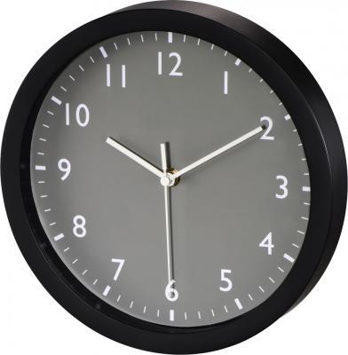 Часы настенные аналоговые Hama Pure серый все цены