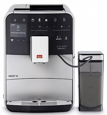 Кофемашина Melitta Caffeo F 850-101 1450Вт серебристый/черный кофемашина melitta caffeo passione f 530 101 серебристая черная