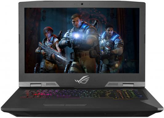 "все цены на Ноутбук Asus G703GI-E5222 i9-8950HK (2.9)/16G/1T+256G SSD/17.3"" FHD AG IPS 144Hz/NV GTX1080 8G/noODD/BT/noOS Titanium, Metal онлайн"