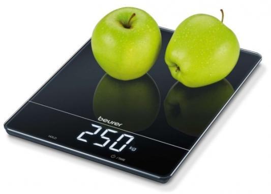 Купить Весы кухонные электронные Beurer KS34 XL макс.вес:15кг черный