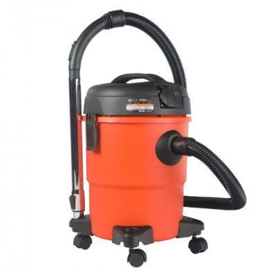 Промышленный пылесос Patriot VC 205 сбор жидкостей сухая влажная уборка оранжевый пылесос ves electric vc 015 s сухая влажная уборка серебристый