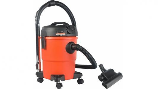 Промышленный пылесос Patriot VC 206T сбор жидкостей сухая влажная уборка оранжевый пылесос ves electric vc 015 s сухая влажная уборка серебристый
