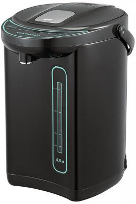 Термопот Starwind STP4181 4л. 750Вт тёмно-серый/бирюзовый термопот brand 4404s 4л дисплей