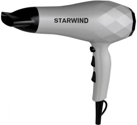 Фен Starwind SHT6101 2000Вт серый фен starwind sht4417 коричневый белый sht4417