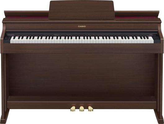 Цифровое фортепиано Casio CELVIANO AP-470BN 88клав. коричневый