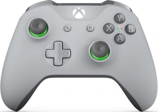 Геймпад Беспроводной Microsoft WL3-00061 серый для: Xbox One цена