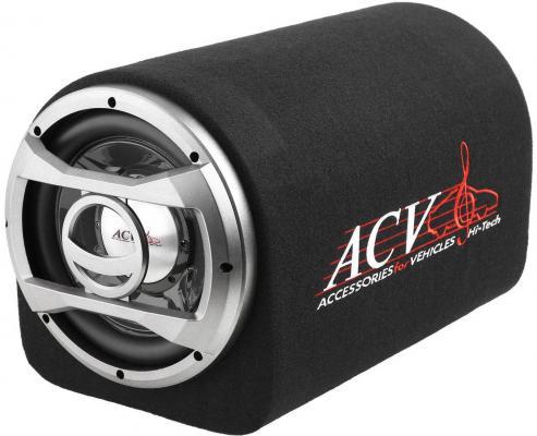 Сабвуфер автомобильный ACV BTA-10 100Вт активный (25см/10)