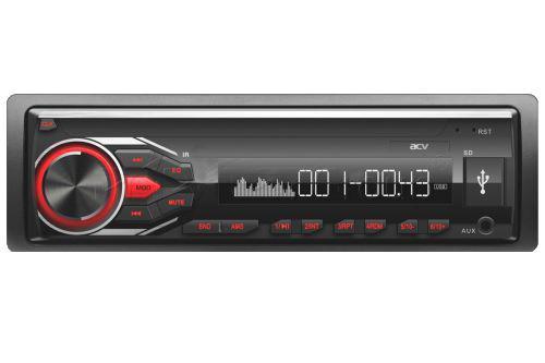 Автомагнитола ACV AVS-1712R 1DIN 4x45Вт автомагнитола acv avs 813bm 1din 4x50вт