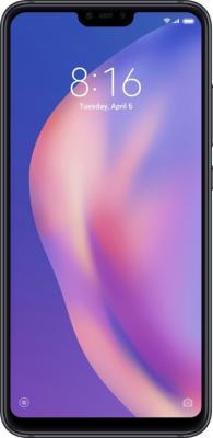 Смартфон Xiaomi Mi 8 Lite 128 Гб черный смартфон oneplus 6t 128 гб черный