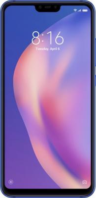 Смартфон Xiaomi Mi 8 Lite 128 Гб синий (Mi8LT128BLU) смартфон xiaomi mi 8 lite 128 гб черный