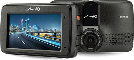 Видеорегистратор Mio MiVue 731 черный 1080x1920 1080p 130гр. GPS