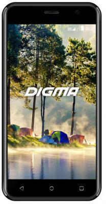 Смартфон Digma LINX JOY 3G 4 Гб черный смартфон digma linx a420 3g 4гб белый dual sim 3g