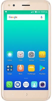Смартфон Micromax Q440 BOLT Ultra 2 16 Гб шампань смартфон micromax q424 blue