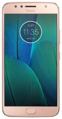 Смартфон Motorola G5S Plus 32 Гб золотистый (PA6W0074TR) смартфон lenovo phab plus pb1 770m 32 гб золотистый za070035ru