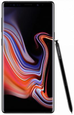 Смартфон Samsung Galaxy Note 9 512 Гб черный (SM-N960FZKHSER) смартфон samsung galaxy j1 2016 8 гб черный sm j120fzkdser