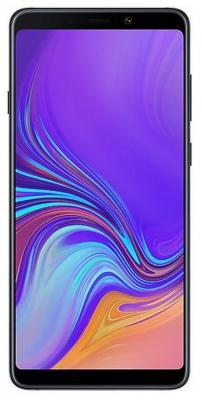 Смартфон Samsung Galaxy A9 2018 128 Гб черный (SM-A920FZKDSER) смартфон samsung galaxy s10 128 гб перламутровый sm g975fzwdser