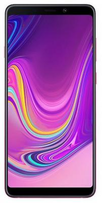 Смартфон Samsung Galaxy A9 2018 128 Гб розовый (SM-A920FZIDSER) смартфон samsung galaxy s10 128 гб перламутровый sm g975fzwdser