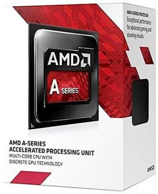Процессор AMD A8 7680 FM2+ (AD7680ACABBOX) (3.8GHz/AMD Radeon R7) Box thermalright le grand macho rt computer coolers amd intel cpu heatsink radiatorlga 775 2011 1366 am3 am4 fm2 fm1 coolers fan