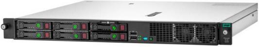 Сервер HPE ProLiant DL20 Gen10 1xE-2134 1x16Gb S100i 1G 2Р 1x500W (P06479-B21) цена 2017